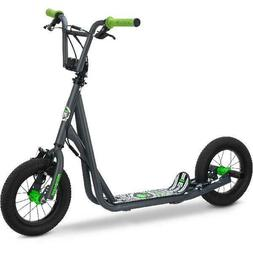 "Mongoose 12"" Expo Scooter Kick Kids 2 Wheels Adult Wheel Rid"