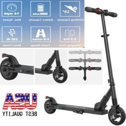 250W High Speed Folding Adult Electric Kick Scooter Lightwei