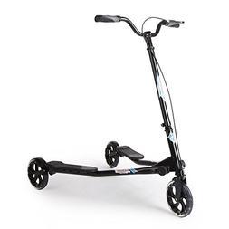 AODI 3 Wheels Scooter Push Swing Slider Wiggle Trike Striker