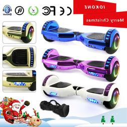 6.5 Inch Self Balancing Electric Scooter Bluetooth Balance C