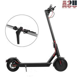 """8.5"""" Lightweight City Commuter Foldable Electric Scooter Hig"""