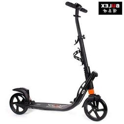 Adult Children Foldable Kick Scooter All Aluminum Shock Abso