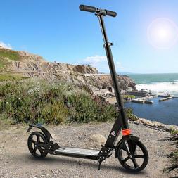 new folding aluminum alloy kick scooter adult