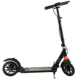 ANCHEER Adult Kid Kick Scooter Foldable 3 Level Adjustable H