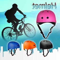 Adult Kids Protection Helmet Sport Skateboard Helmet BMX Cyc