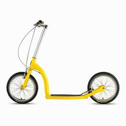 Adult scooter SwiftyZERO MK2 | Swifty Scooters | Sunrise Yel