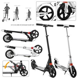 Adults Scooter Trick Stunt Pro Razor Outdoor Ride Kids Light