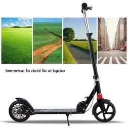Aluminum Alloy Kick Scooter Adjustable Height Best Gifts for