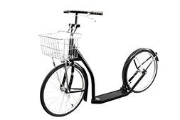 """Amish-Made Deluxe Kick Scooter Bike - 20"""" Wheel"""