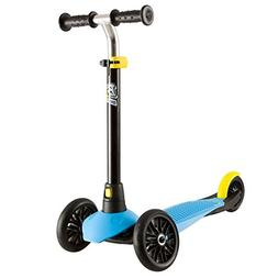 Oxelo B1-3 Rubber Wheels Scooter for Kids  Foldable Kick Sco