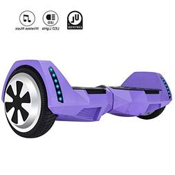 CXM2018 Bluetooth Enabled 6.5 inch Self Balancing Hoverboard