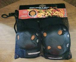 Mongoose BMX Bike Gel Knee and Elbow Pads