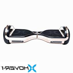 Hover-1 Chrome- UL 2272 Certified- Electric Self Balancing H