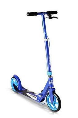Fuzion Cityglide B200 Adult Kick Scooter w/Hand brake - 220l