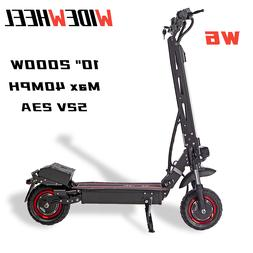 "NANROBOT D6+ Electric Scooter 2000W Adult 10"" Max speed 40"
