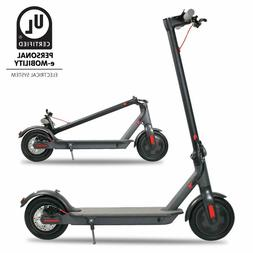 """Electric Scooter for Adults UL Certified,8.5"""" Tires 300W Mot"""