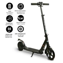 "** Electric Kick Scooter for Teens, Folding 8""Tire, 3 Adjust"