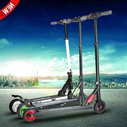 MEGAWHEELS Electric Scooter,Foldable Scooter Top Speed Up to