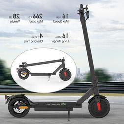 Megawheels Folding 16 Miles Long-Range Electric Scooter Doub