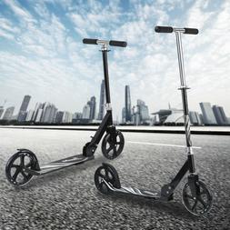 Folding 2 Wheels Kick Scooter Outdoor Adult Ride Portable Li