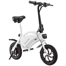 ANCHEER Folding Electric Bicycle E-Bike Scooter 350W Powerfu