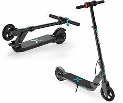 Folding Electric Scooter Adult Kids Built In Rechargeable Ba