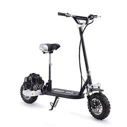 SAY YEAH Gas Scooter 49cc 2 Stroke Bike Stand and Seat Power