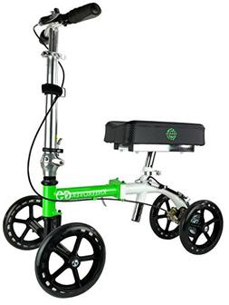 NEW KneeRover GO Knee Walker - The Most Compact & Portable K