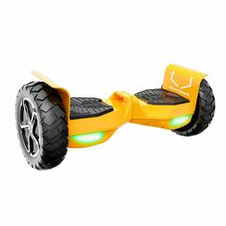 Swagtron T6 Off-Road Kids Bluetooth Hoverboard Electric Scoo