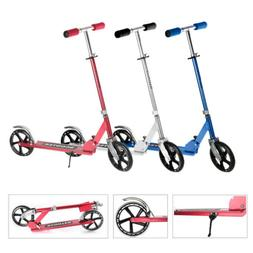 Kick Scooter Folding Sport 3 Levels Height Ride Exercise Kid