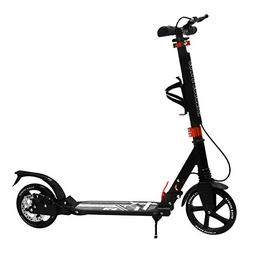 Scale Sports Adult Kick Scooter Portable Lightweight Adjusta