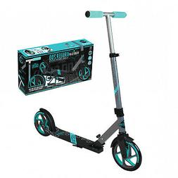 kids adult glide kick scooter smooth rolling