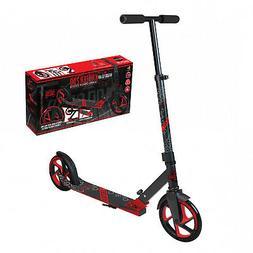 Kids / Adult Kick Scooter Large Front Glide Wheel Adjustable