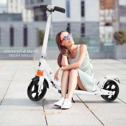 Kids/Adult Scooter with 3 Seconds Easy-Folding System With 2