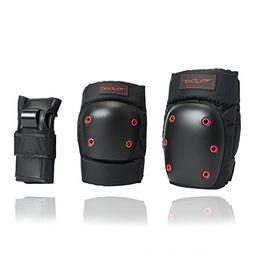 Flybar Knee Pads, Elbow Pads and Wrist Guards Protective Saf