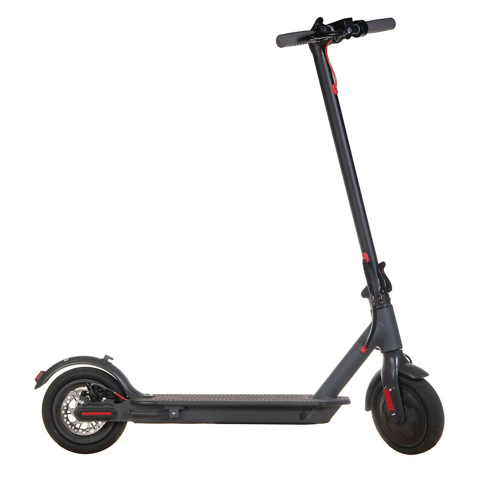 300w electric foldable scooter 15 8 miles