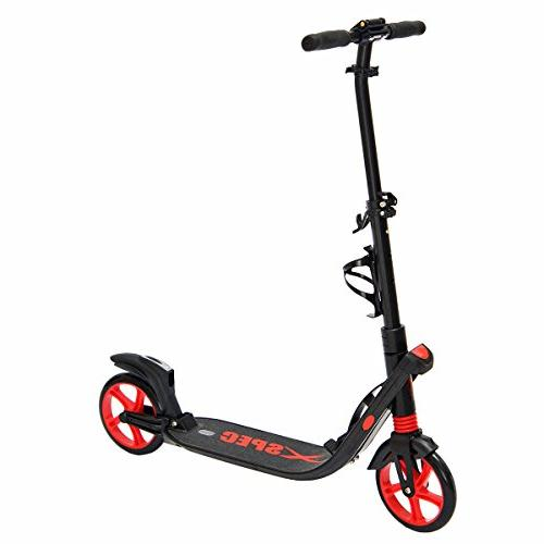 923 folding aluminum scooter kick