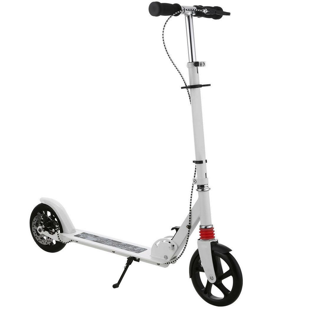 Adult 3 Adjustable 2-Wheel Scooter Rear Suspension