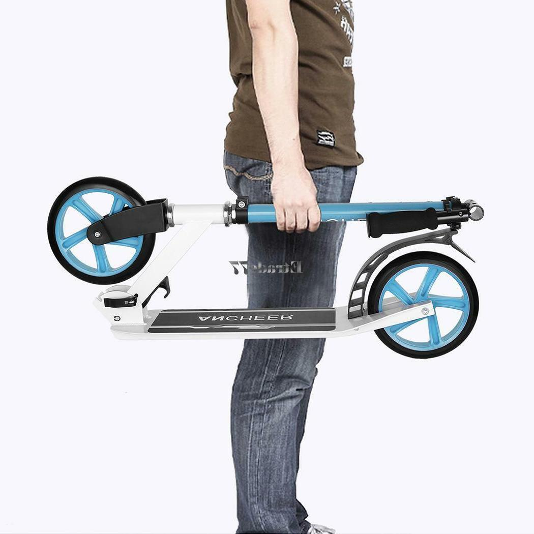 Adult Adjustable Scooter Suspension *