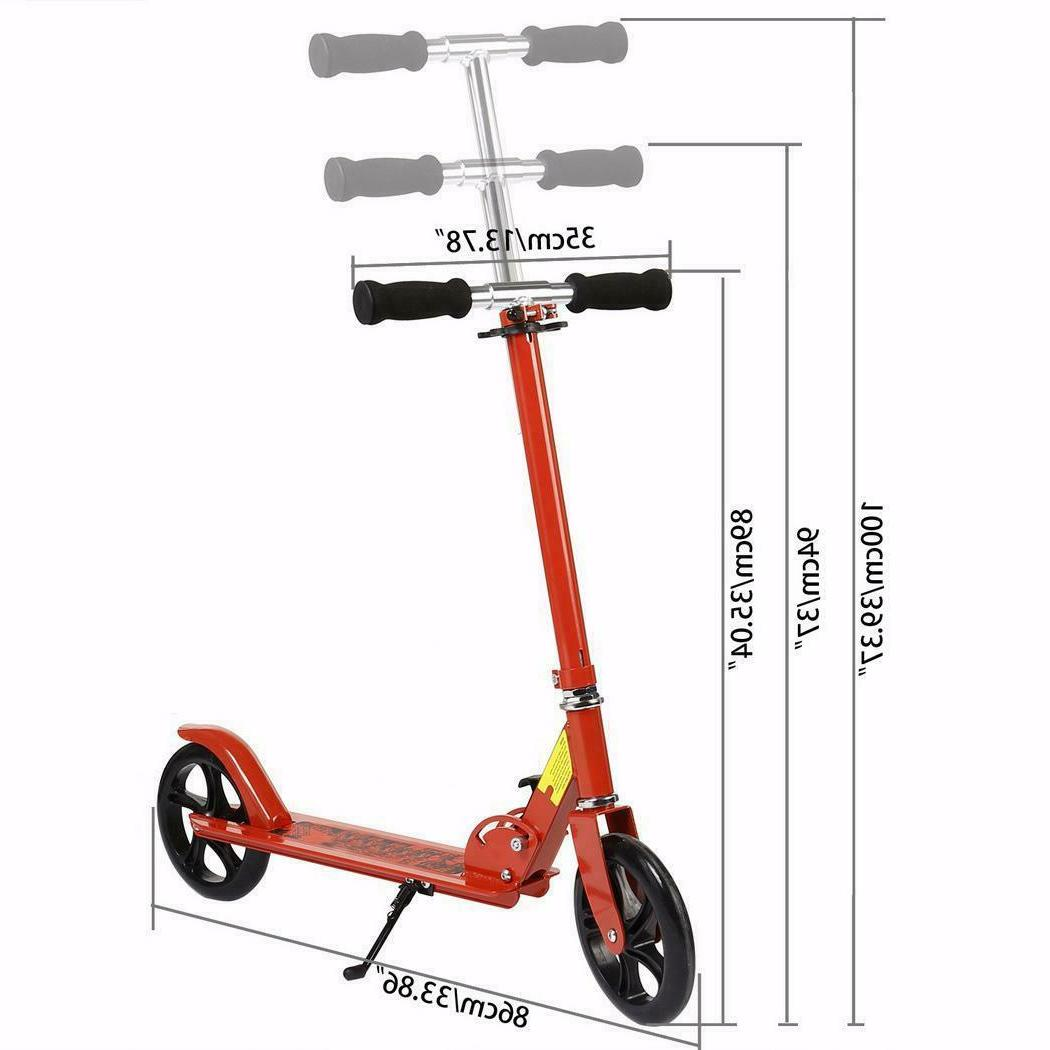 Adults 3-Level Height Wheel