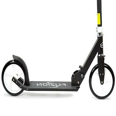 Adult Folding Scooter Urban Big Wheels