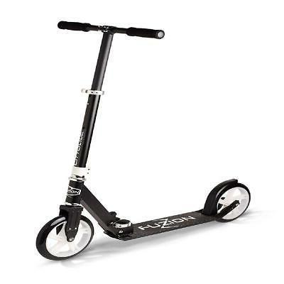 adult folding kick commuter scooter height adjustable