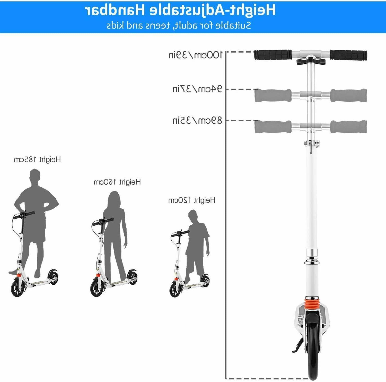 W/ Dual Suspension,Hight-Adjustable Urban Big