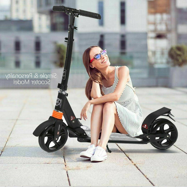 ANCHEER Scooter Adjustable Height Wheels