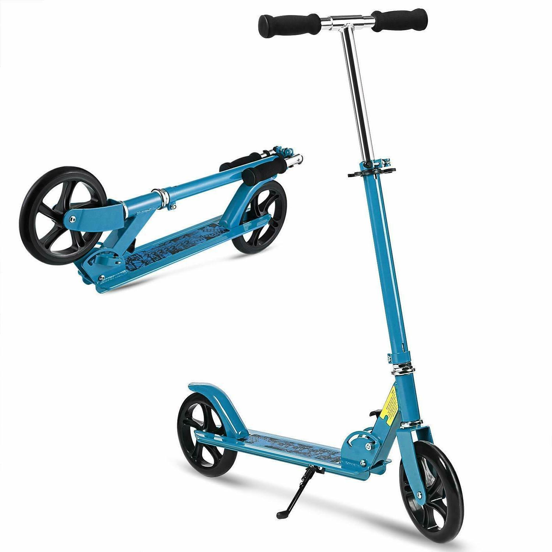 Adult Scooter Stunt Ride Lightweight