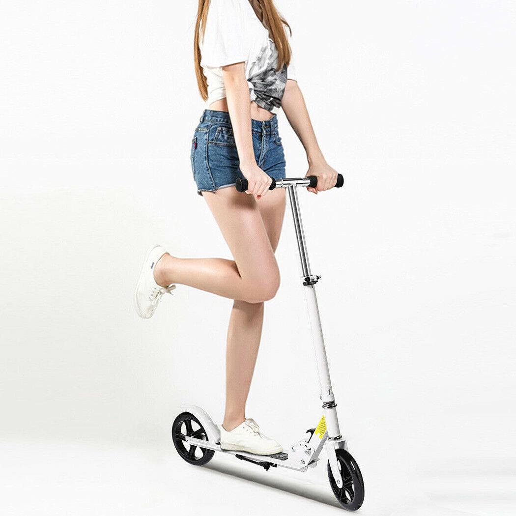 Adult Kick Scooter Trick Stunt Pro Razor Ride Aluminum-Teens