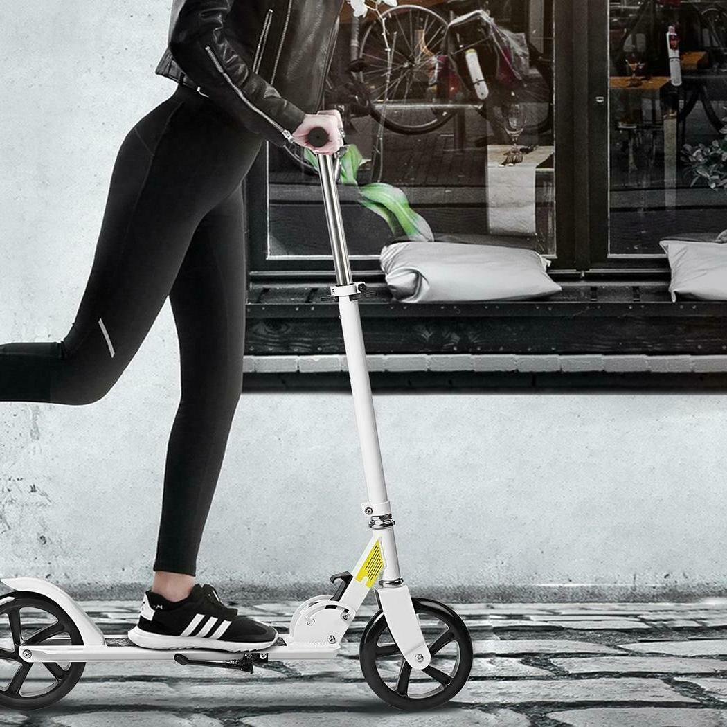 Adult Kick Scooter 3 2-Wheel Wide Gifts