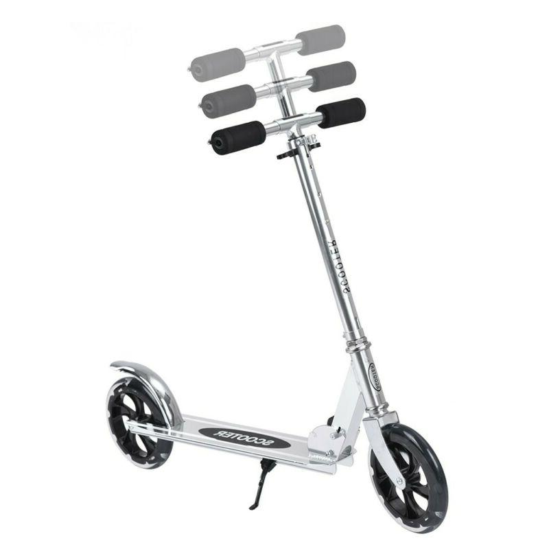 Adult Scooter Sturdy Portable 200mm New