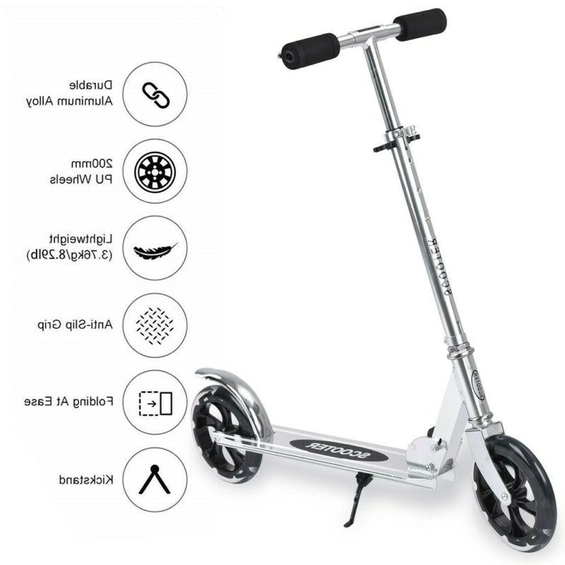 Scooter Portable 200mm PU