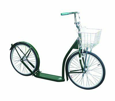 amish made deluxe kick scooter bike 20